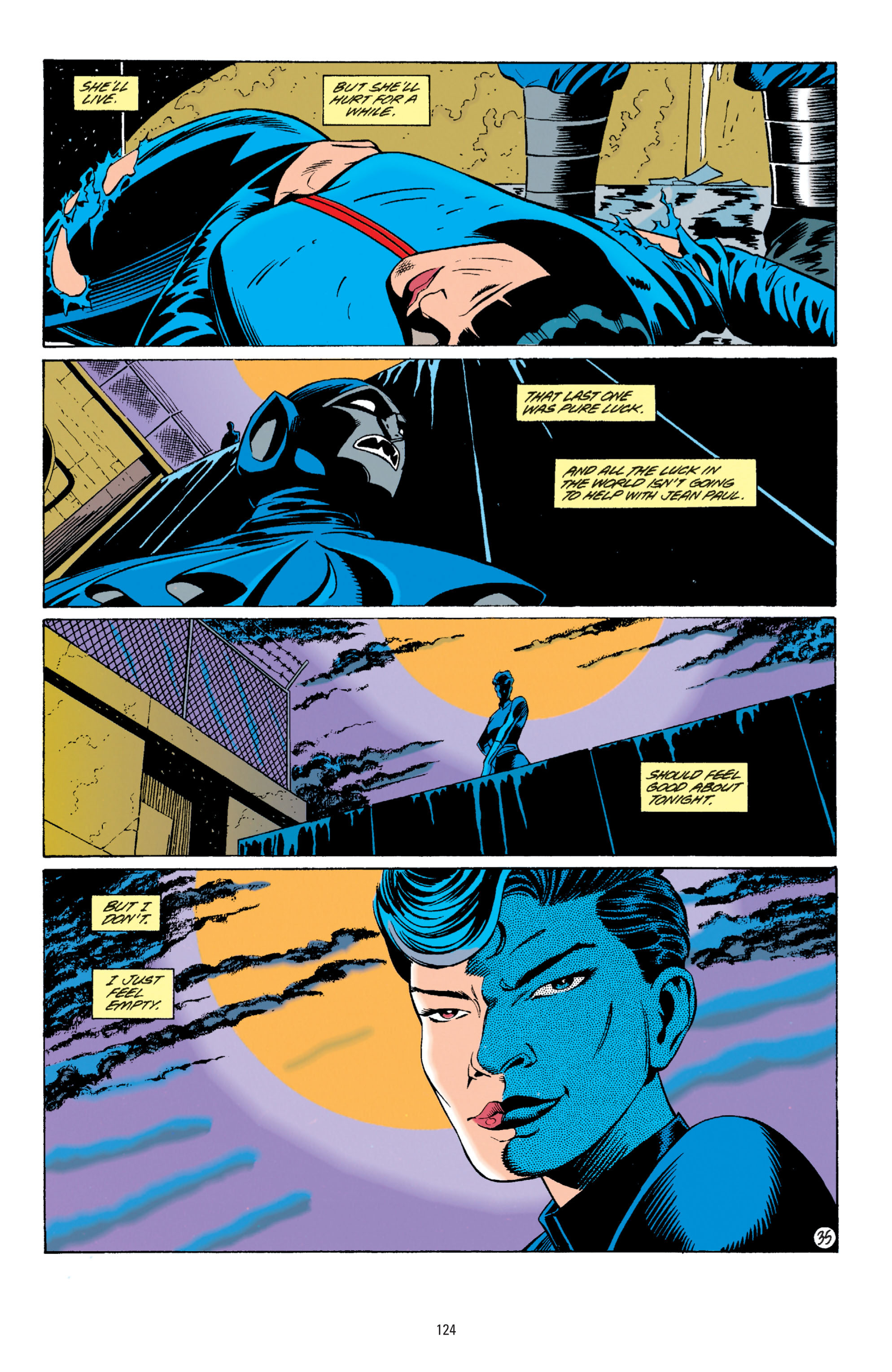 Detective Comics (1937) Issue #676 Page 36