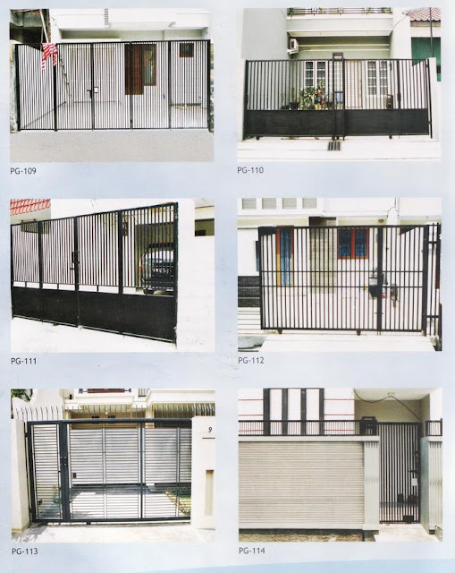 Folding Gate Sumber Makmur