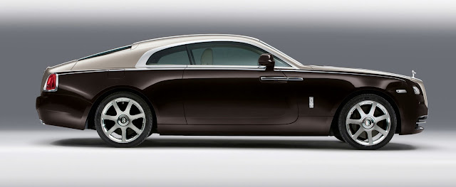 "Rolls-Royce Wraith: The Three ""Rs"" of British Two-Door Luxury Cars [Video]"