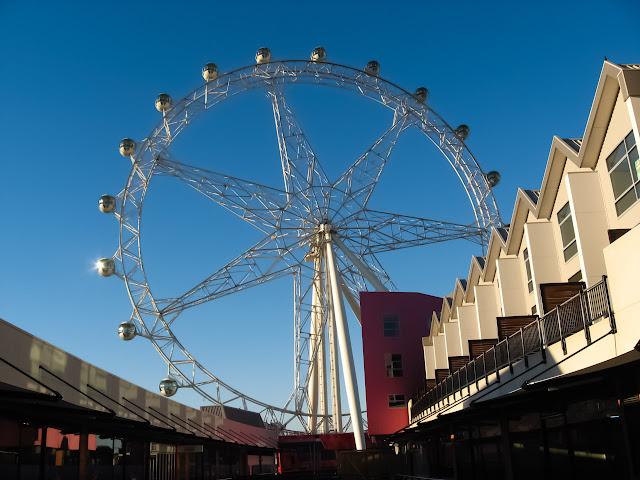 southern star observation wheel melbourne