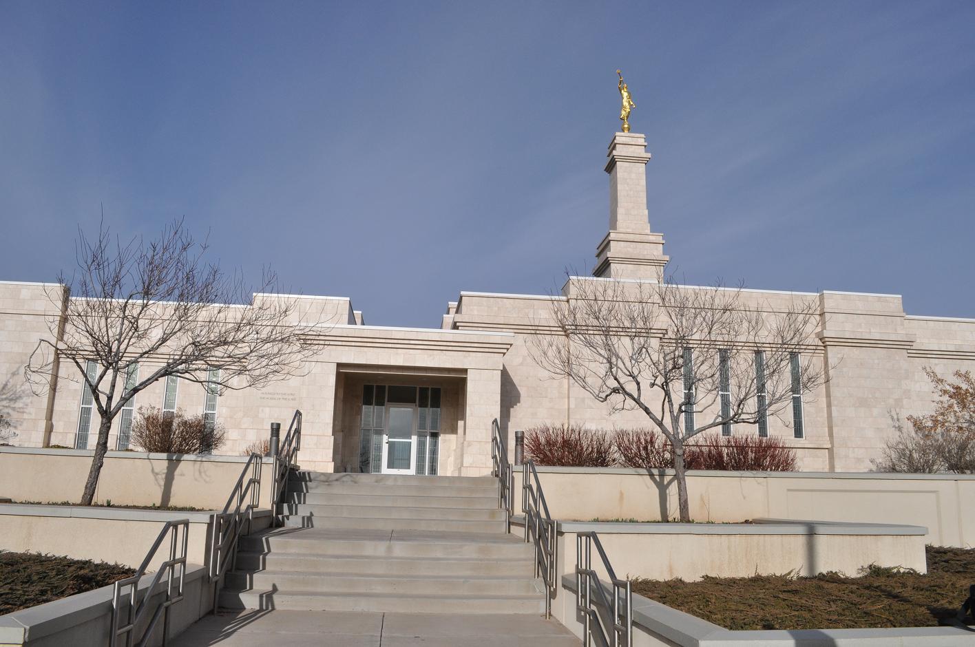Temple Tourism: Monticello Utah Temple
