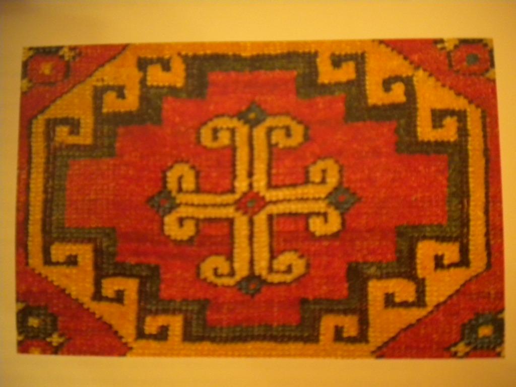 Dans un monde o r gnerait l 39 harmonie l 39 art du tapis arm nien for Tapis chambre motif cheval