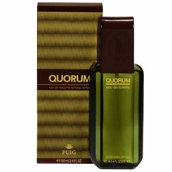 Perfume Kouros Bom Yahoo: EW Perfumaria: QUORUM EUA DE TOILETTE NATURAL SPRAY 100ml