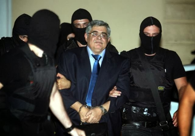 Απέρριψαν την αίτηση αποφυλάκισης του Ν.Γ. Μιχαλολιάκου