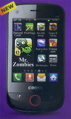 Cross PD7 | Kamera 3MP+1.3MP | Minimart Air Cellular Shop