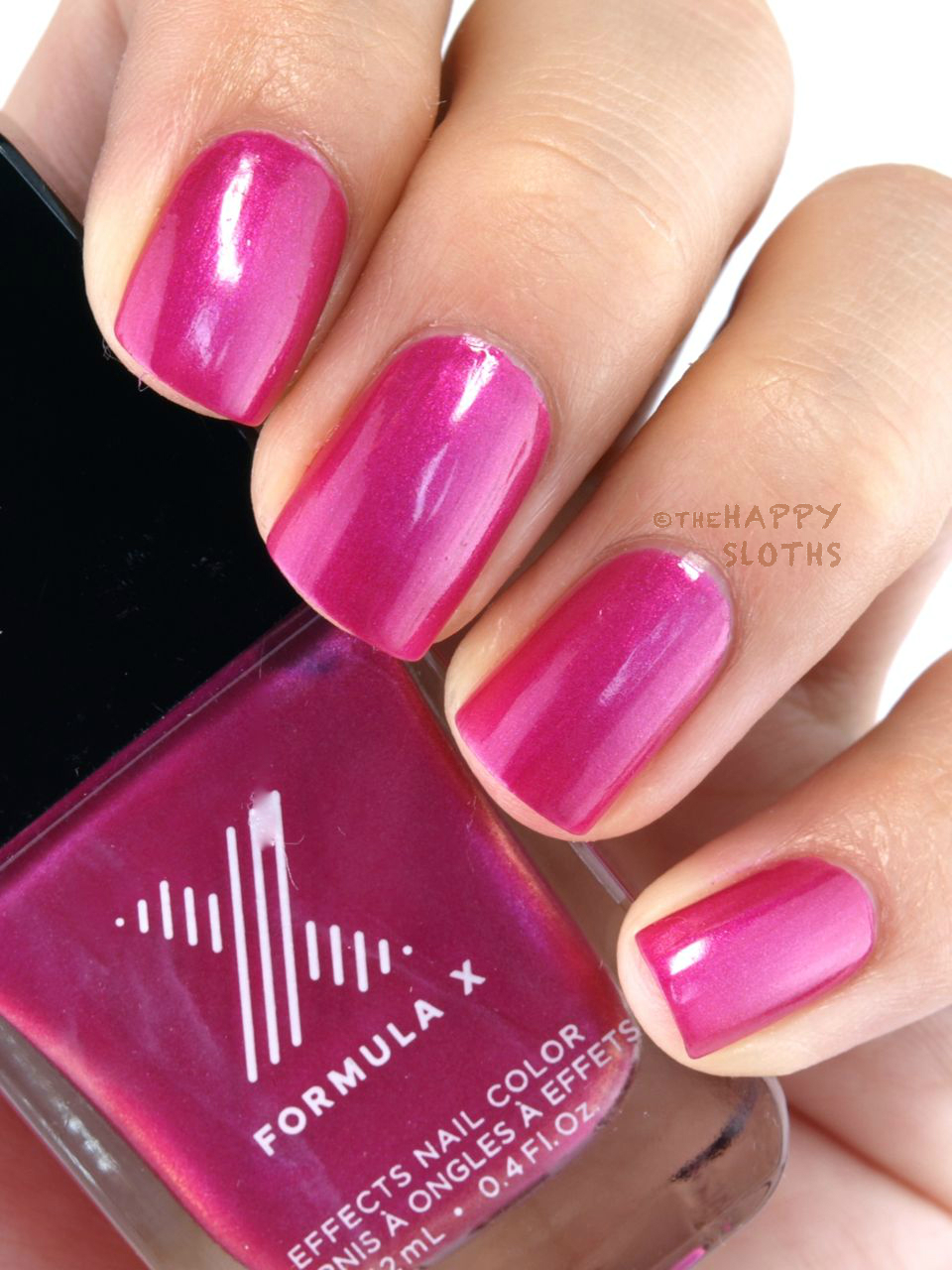 Formula X The Technicolor Silks Nail Polish Collection: Review and ...