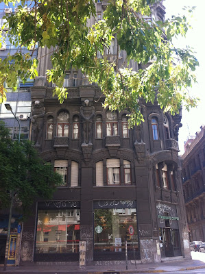 starbucks na avenida Belgrano
