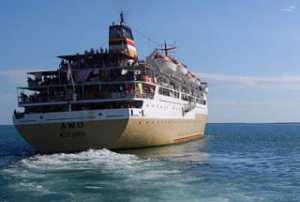 Mudik Gratis Dengan Kapal Laut 2015