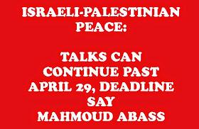 ISRAELI-PALESTINIAN PEACE: