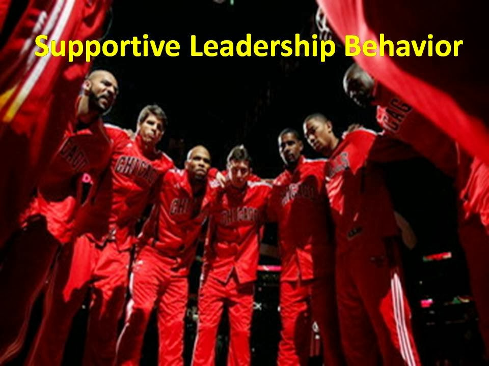Supportive Leadership PPT Download