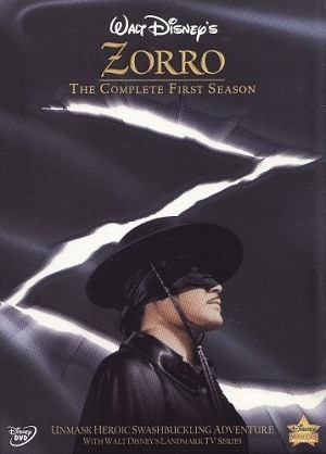 Zorro Séries Torrent Download capa