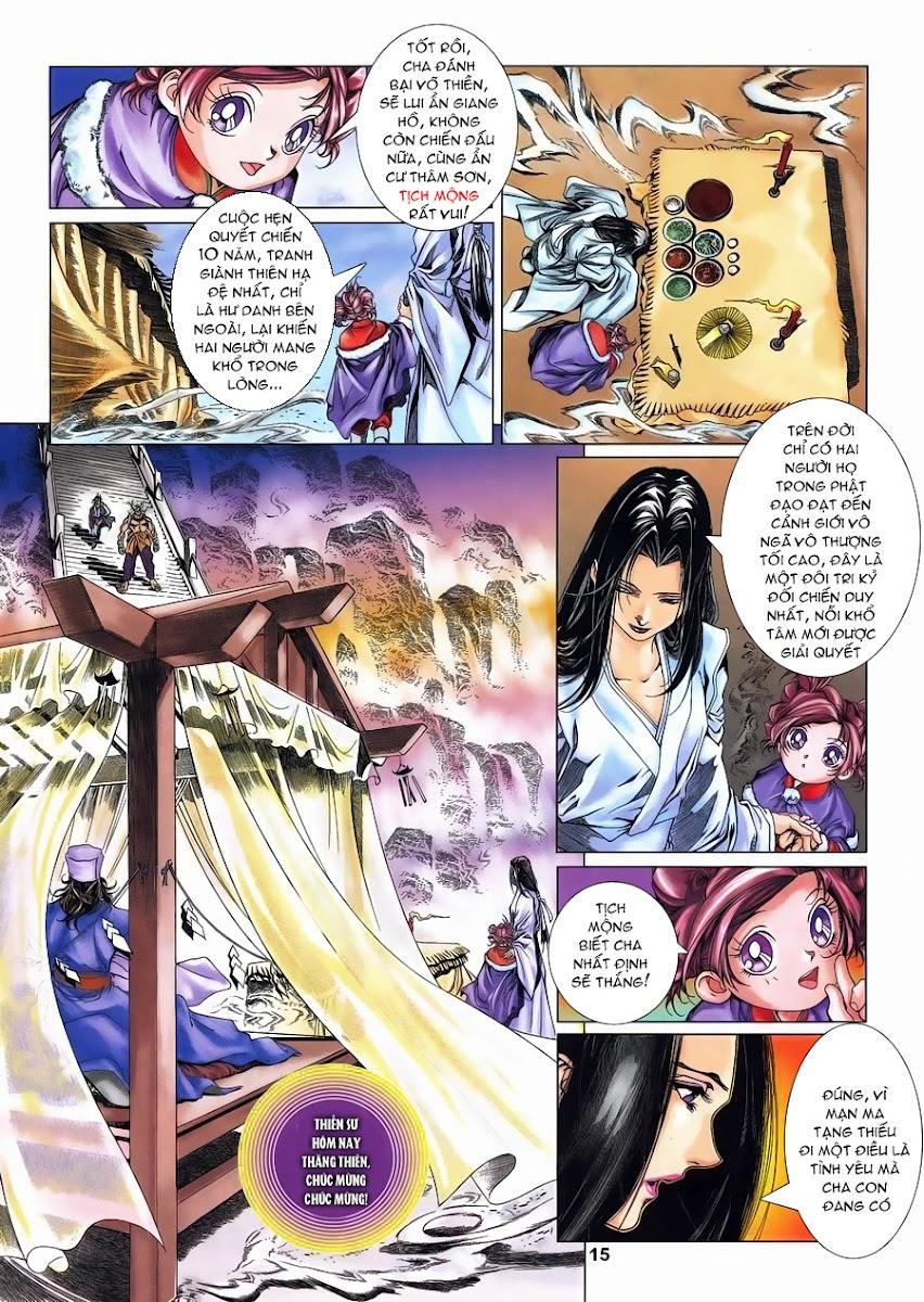 Lục Đạo Thiên Thư chap 1 - Trang 14