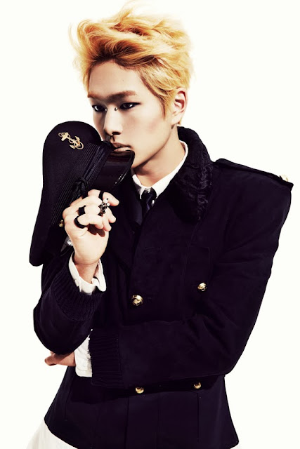 SHINee Onew's Everybody album teaser 1