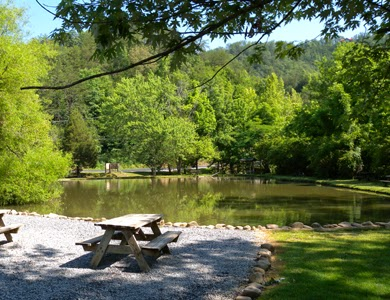 Relaxing family vacations in the Smokies.