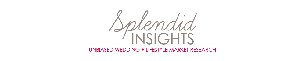 Wedding Statistics, Bridal Statistics and Wedding Research from Splendid Insights