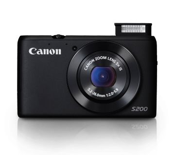 Kamera Digital Canon Powershot S200