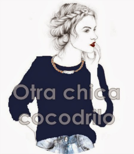Otra chica cocodrilo