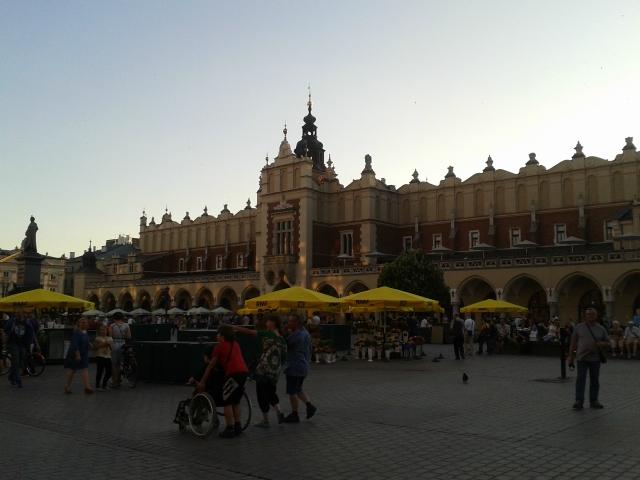 Rynek Glowny, Cracovia