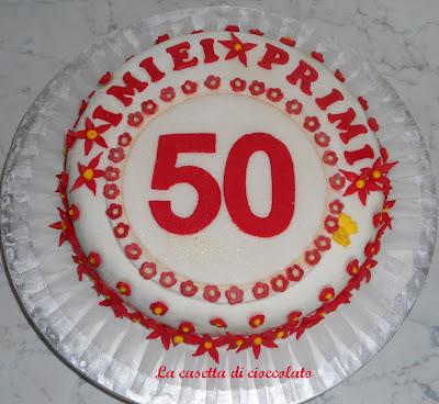 Auguri per i primi 50 anni