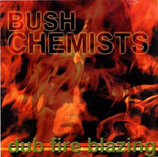 The Bush Chemists - Dub Fire Blazing