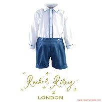 Princess George Rachel Riley Set