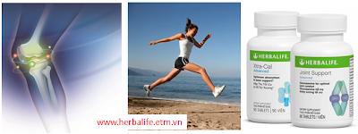 Joint Support Advanced Herbalife giúp duy trì chức năng, cải thiện xương khớp