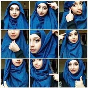 Tren Hijab Pasmina Keren 2015