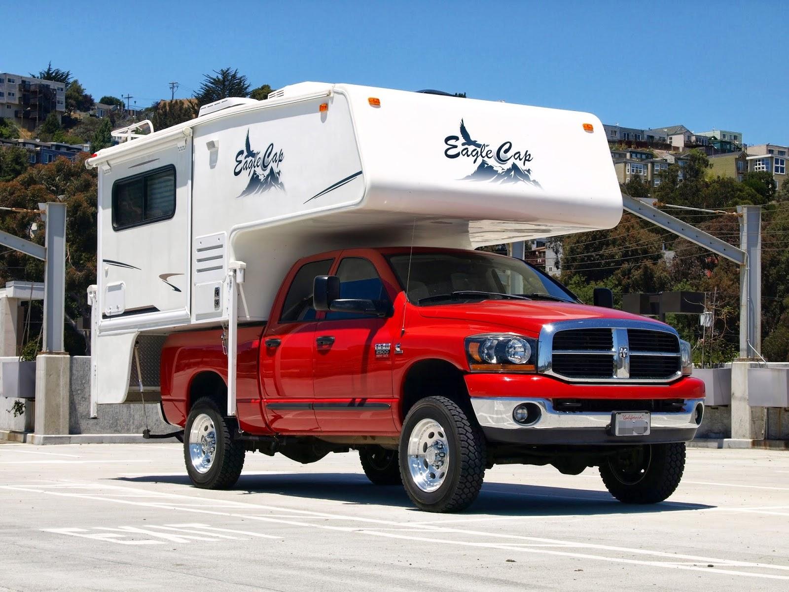 camper and truck lets see them page 27 dodge cummins. Black Bedroom Furniture Sets. Home Design Ideas