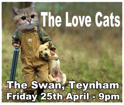 Playing In Faversham Archived Friday 25th April 2014 The Love