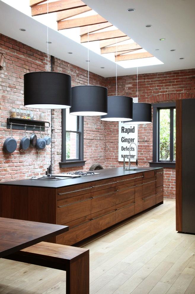 ESTILO RUSTICO: Cocinas Modernas y Rusticas
