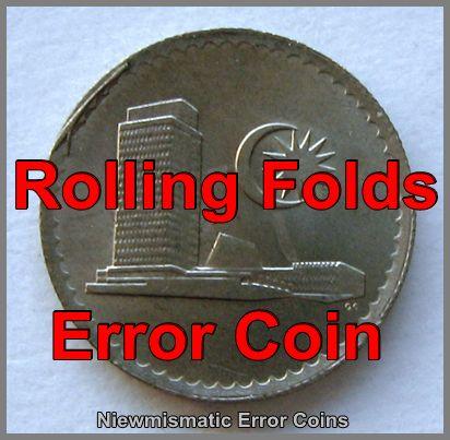 Rolling Fold Errors.