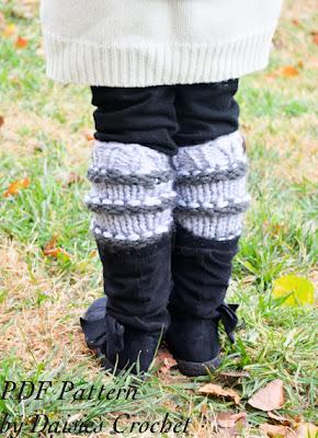 legwarmers pattern
