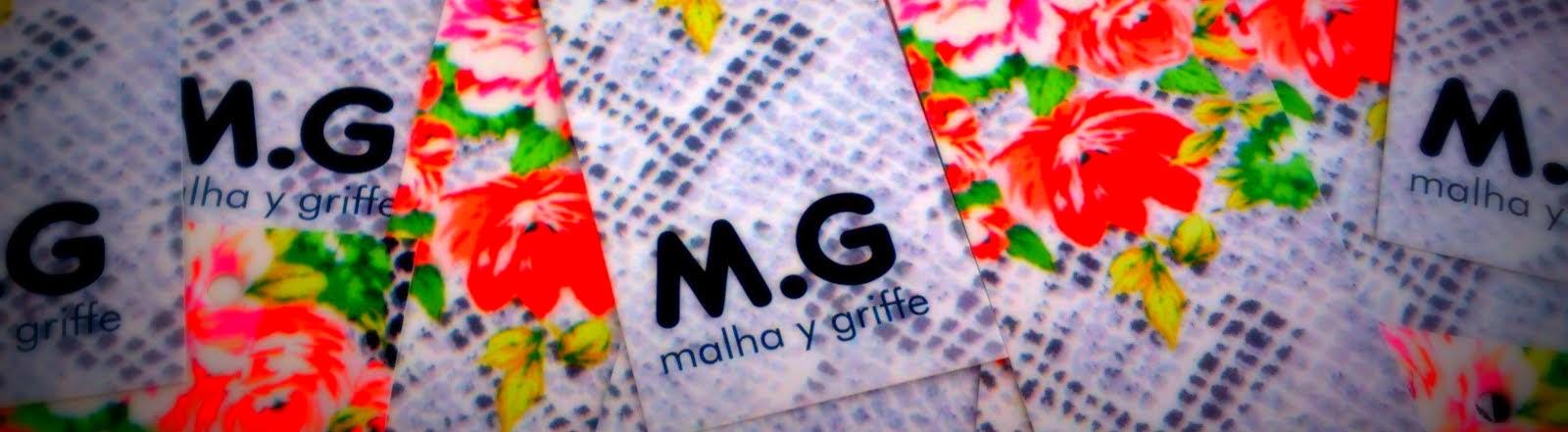 MG Malha Y Griffe (Plus Size)