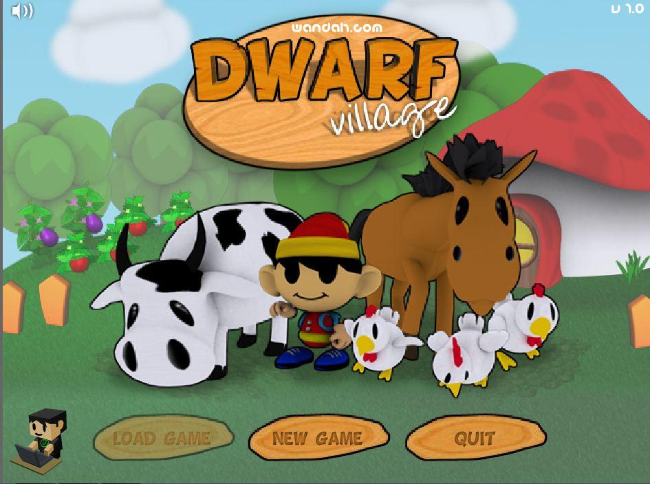 Game Harvest Moon Buatan Orang Indonesia Alias Dwarf Village   .:: Kumpulan