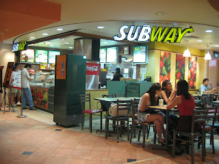 Subway Restaurant HD Images