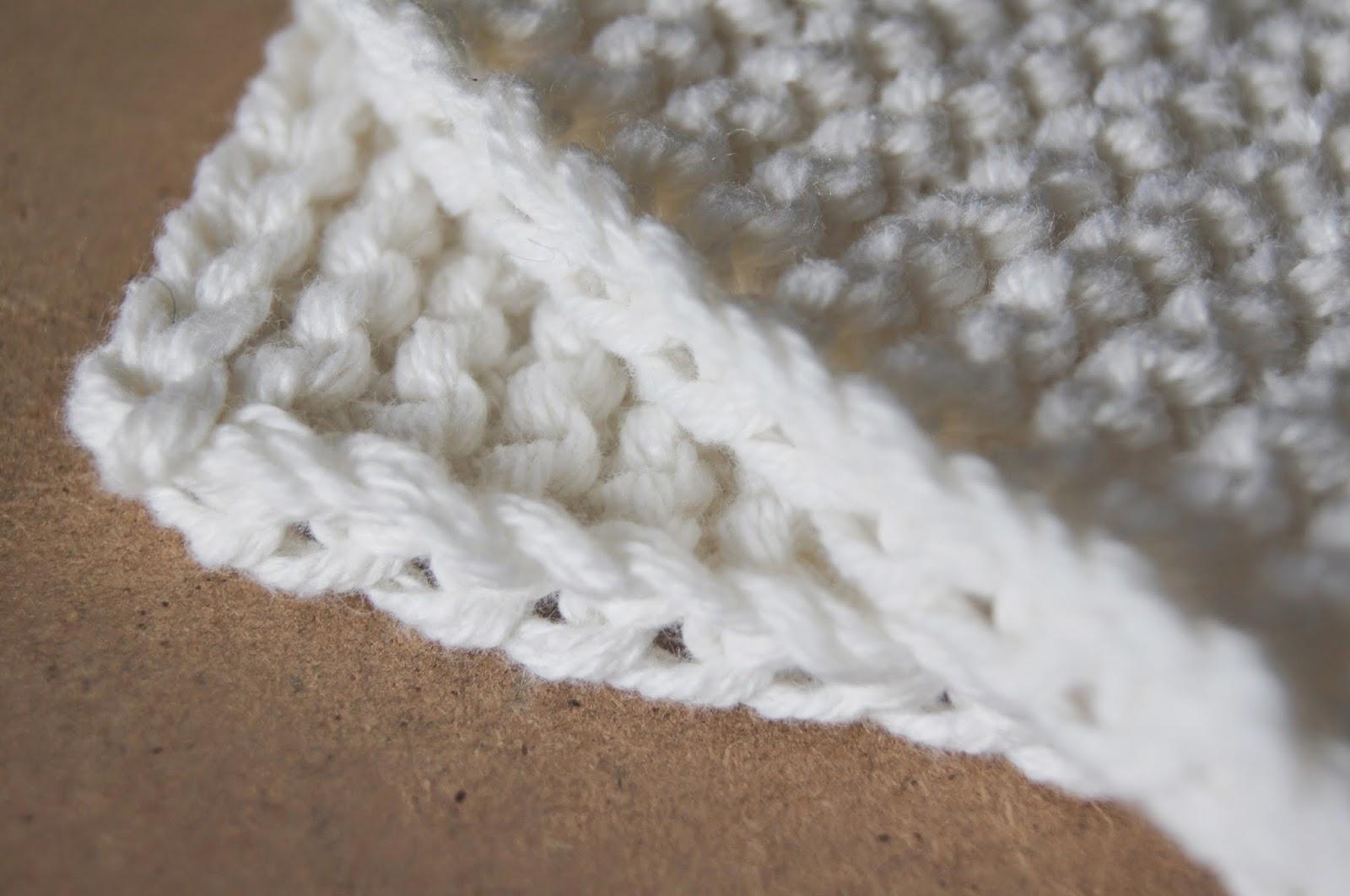 Schöne Strickanleitungen randmaschen stricken