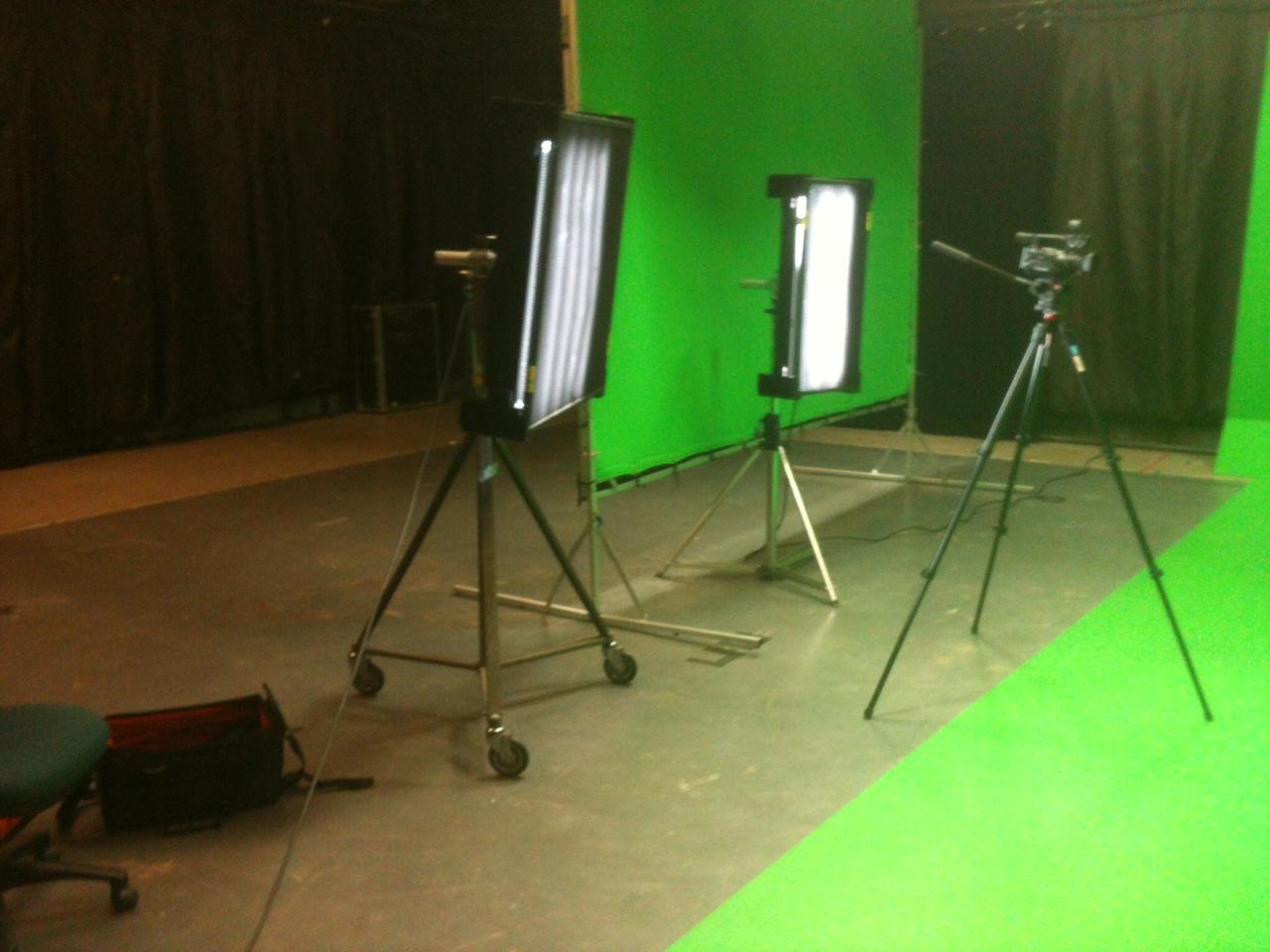 digital compositing journal green screen studio