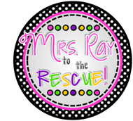 Mrs. Ray to the Rescue