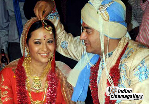 Actress Reema Sen Marriage