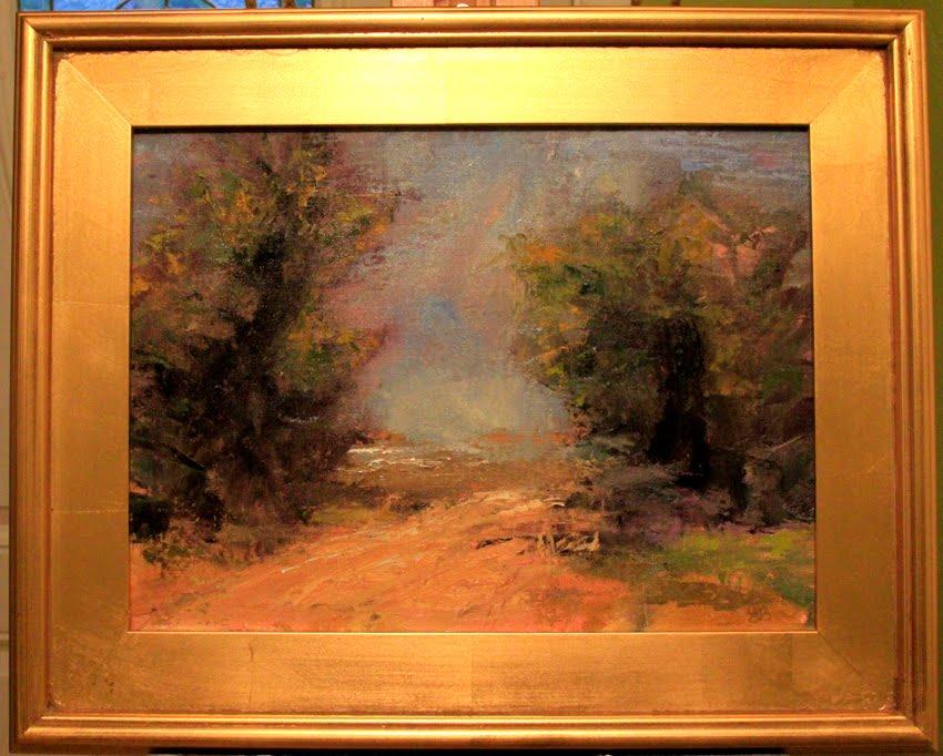 Oil Painting Framing Material