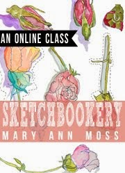 I'm taking Mary Ann's awesome new class!