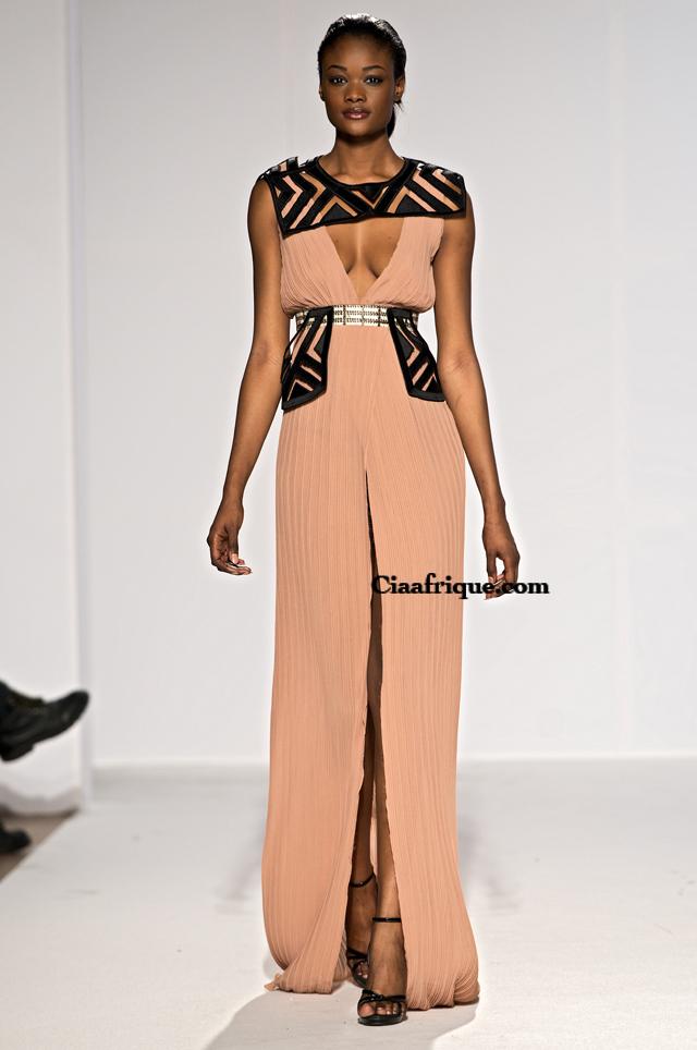 Labo Ethnik: Christie Brown Ghanaian  Designer African-style dresses