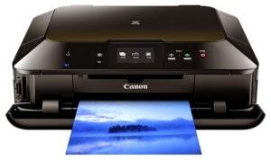 Canon PIXMA MG6370 Printer  Driver Download