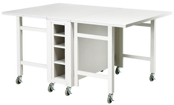 Nagle5 news new craft table for Crafts table with storage