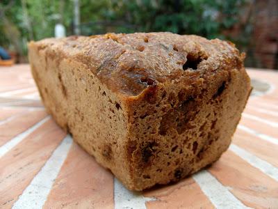 Pumpernickel, pan integral 100% de centeno de La Cocina de Babette