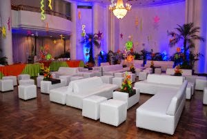 Decoracion de Bodas Lounge, parte 1