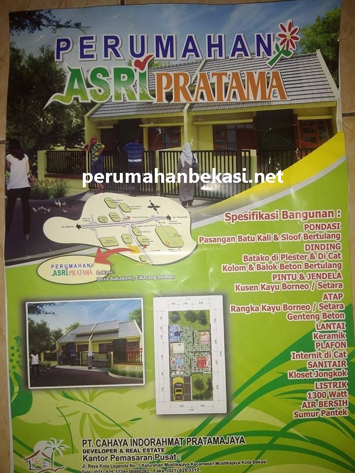 Image Result For Perumahan Subsidi Type