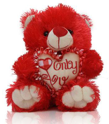 Cute love teddy