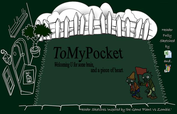 ToMyPocket