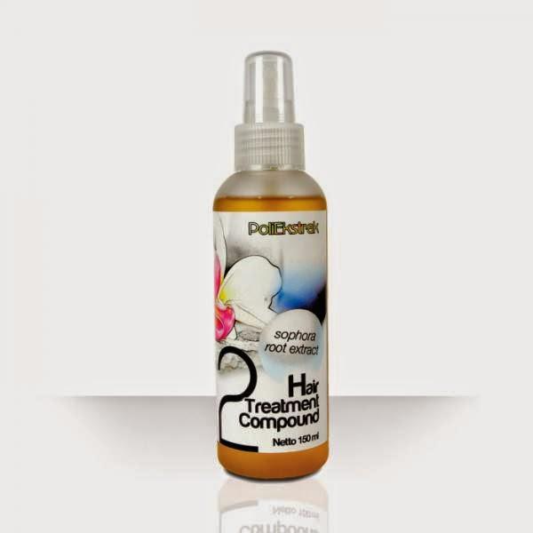 Produk Perawatan Rambut Hair Treatment Compound Two